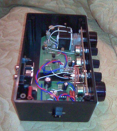 Схема генератора нужна схема генератора нч генератор мощности нч на лампах cut 6р3с Схема генератора нч на лампах...